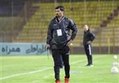 حسینی: مقابل بهترین تیم ایران بازی پایاپایی انجام دادیم/ گلمحمدی تا آخر مربیگریام استاد من میماند
