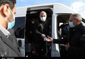 سفر یک روزه نایب رئیس مجلس به استان خراسان شمالی به روایت تصاویر