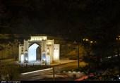 سکوت معابر شهر شیراز در پی طرح ممنوعیت تردد کرونا به روایت تصویر
