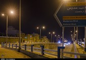ممنوعیت تردد شبانه فقط 40 درصد در استان قزوین اجرا میشود