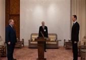 سوریه ادای سوگند فیصل المقداد در حضور بشار اسد/ سفیر جدید سوریه در تهران مشخص شد