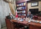 دیدار سلطانیفر با سفیر ایران در ژاپن برای هماهنگی جهت حضور مقتدرانه کاروان ایران در المپیک