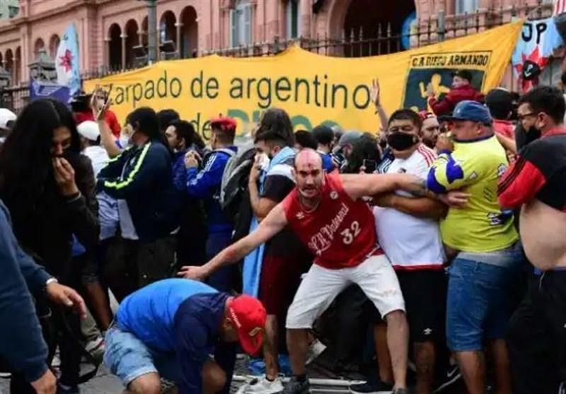 دیگو آرماندو مارادونا ,