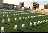 50 هزار بسته معیشتی در هفته بسیج توسط سپاه امام سجاد استان هرمزگان توزیع شد+تصاویر