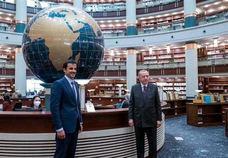 گزارش| ترکیه – قطر، از دوپینگ اقتصادی تا همکاری نظامی