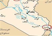 تحرکات اطلاعاتی گسترده امارات و شیخ نشینان دیگر در پایتخت اقتصادی عراق
