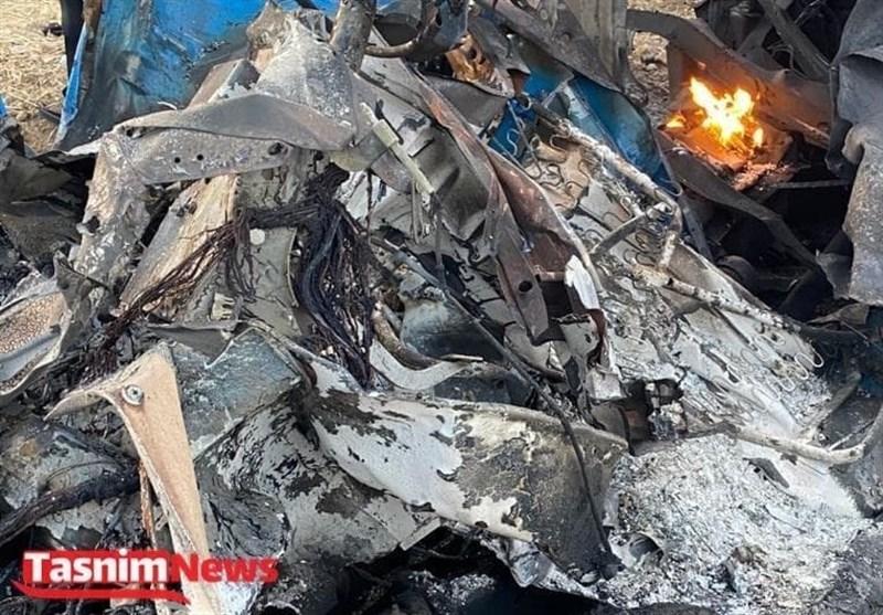جزئیات تسنیم از عملیات ترور شهید محسن فخریزاده/ انفجار خودروی نیسان پیش از تیراندازی+عکس
