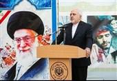 ظریف: محل پیگیری حقوقی ترور سردار سلیمانی محاکم قضایی ایران و عراق است