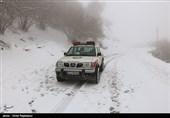 آخرین وضعیت جادههای برفی استان ایلام تشریح شد