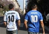 منتشر کننده عکس مارادونا به مرگ تهدید شد/ وکیل مارادونا: شرکت تدفین بهای گزافی خواهد پرداخت