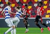 چمپیونشیپ انگلیس| پیروزی خانگی برنتفورد و بازی 3 دقیقهای قدوس