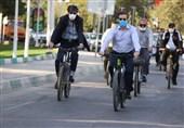 قم مسیرهای ایمن دوچرخهسواری ندارد/لزوم اجرایی شدن سریعتر طرح جامع دوچرخه