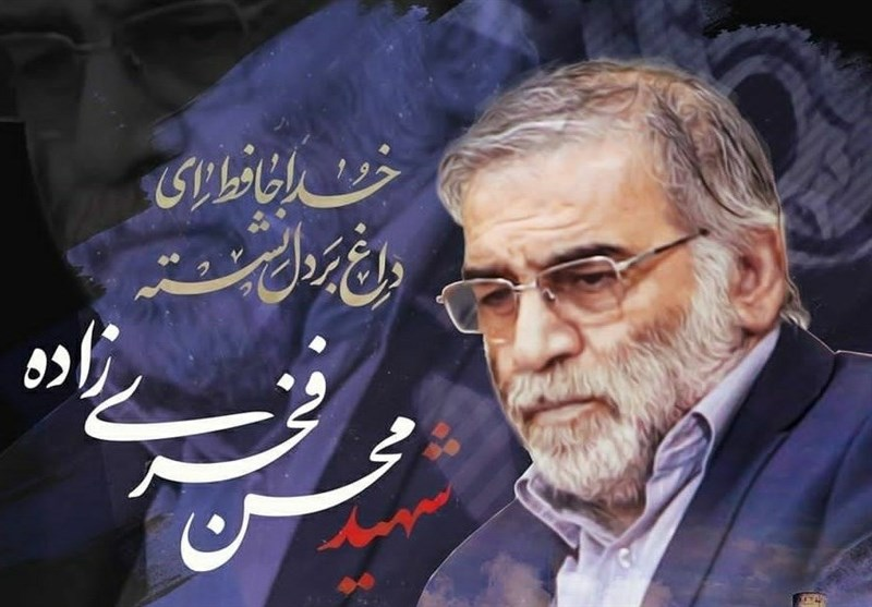واکنش مجازی مردم به ترور شهید فخری زاده+عکس و فیلم