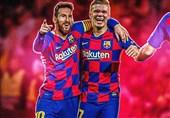 مسی به خاطر هالند به بارسلونا تخفیف میدهد