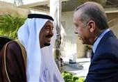 عربستان|توصیه مشاوران ملک سلمان برای بهبود روابط با ترکیه در قبال سیاستهای جدید آمریکا