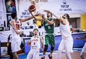 برگزاری دیدار تیمهای بسکتبال ایران و ژاپن به یاد جانباختگان زلزله میاگی