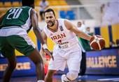 آمادگی 90 درصدی داورپناه بسکتبالیست اهل ری برای حضور در رقابتهای المپیک