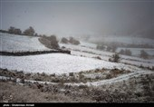 هواشناسی ایران 99/12/1| بارش برف و باران 5 روزه در اکثر مناطق کشور