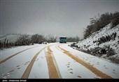 هواشناسی ایران 99/10/23|ورود سامانه بارشی به کشور/ آغاز بارش برف و باران از چهارشنبه