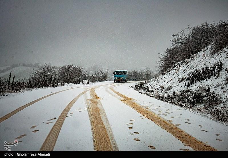 هواشناسی ایران 99/9/13| برف و باران کشور را فرا میگیرد