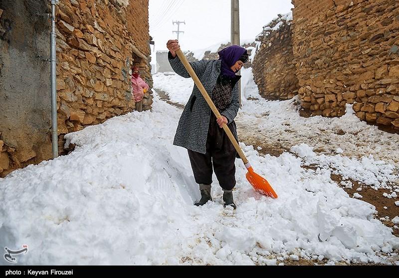 هواشناسی ایران 99/9/9|تداوم بارش برف و باران در 20 استان تا آخر هفته/هشدار کولاک برف در برخی استانها