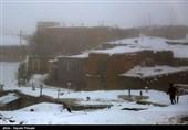 بارش برف و باران در استان اردبیل تا آخر هفته ادامه دارد