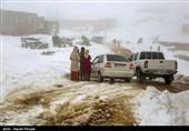 امدادرسانی به 1669 آسیبدیده در برف و کولاک 13 استان