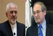 گفتوگوی تلفنی مقداد و ظریف/ دمشق: عاملان جنایت ترور دانشمند ایرانی باید مجازات شوند