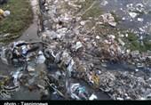 «تیره رود» سرشار از فاضلاب؛ نبود تصفیه خانه در دورود و مردمی که پول دفع فاضلاب میدهند+تصاویر