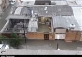 روزهای سخت مردم در مناطق آبگرفته بندر امام خمینی / این مردم غمخواری ندارند + فیلم