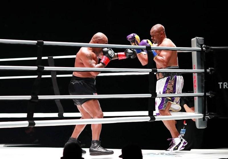 تساوی در مبارزه تایسون و جونیور/ مسکو میزبان دومین نبرد میشود