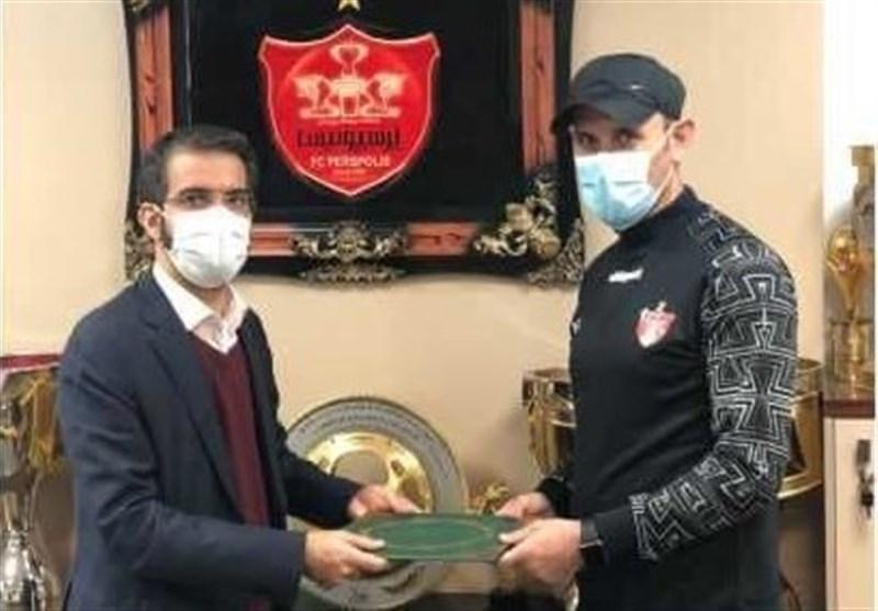 تمدید قرارداد گلمحمدی با پرسپولیس برای 2 سال دیگر