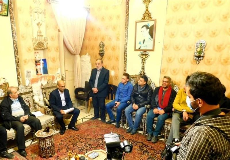 انطلاق اعمال المؤتمر الدولی الأول للشعر العربی المقاوم