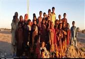 ساخت مدرسه 4کلاسه توسط گروه جهادی کرج در مناطق محروم سیستان و بلوچستان+تصاویر