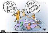 قیمت نان در قزوین تا 70 درصد گران شد/کارگروه ملی ساماندهی گندم، آرد و نان: افزایش قیمت غیرقانونی است