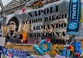 ورزشگاه خانگی ناپولی به نام مارادونا میشود