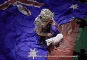 نظامیان استرالیایی پس از جنایتهای بسیار افغانستان را ترک میکنند