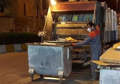 """گزارش تسنیم نتیجه داد؛ جمعآوری دپوی زباله نواحی منفصل شهری """"نایسر"""" سنندج پس از ورود دادستانی کردستان"""