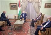 دیدار ابومازن با مقامات مصر و اتحادیه عرب
