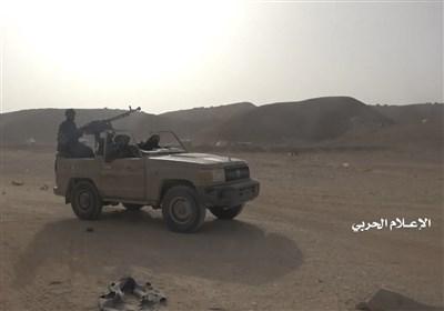آشفتگی در ریاض پس از آزادی پایگاه نظامی «ماس» / فرار سعودیها از شکست با خروج تسلیحات سنگین نظامی از شهر مارب