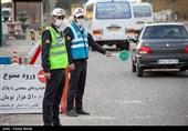 تداوم ممنوعیت ورود خودروهای غیربومی به 13 شهرستان استان کرمانشاه+ تصاویر