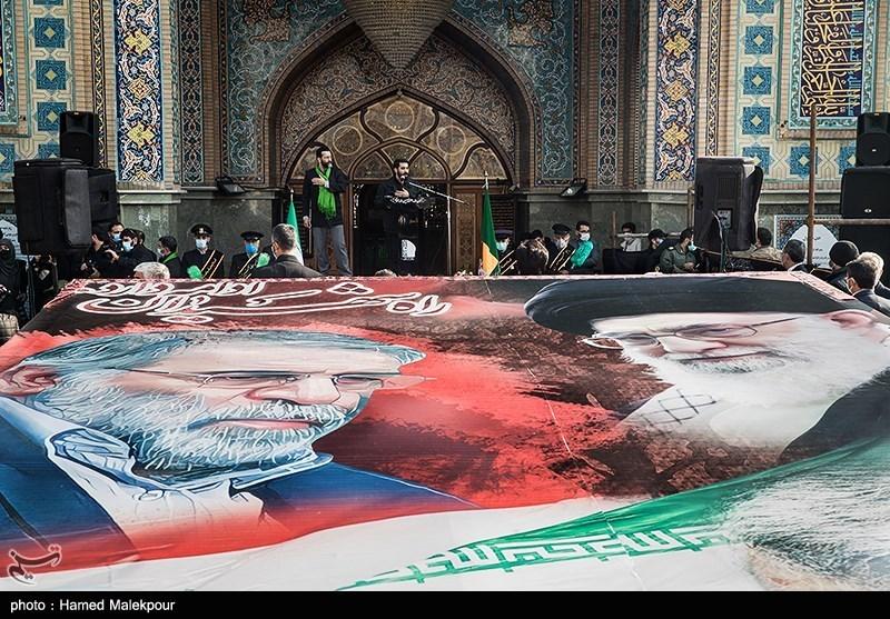 دانشجویان انتقام سخت و کوبنده شهادت شهید محسن فخریزاده را مطالبه کنند
