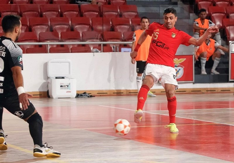 Iran's Tayebi Shortlisted for 2020 FutsalFeed's Best Team