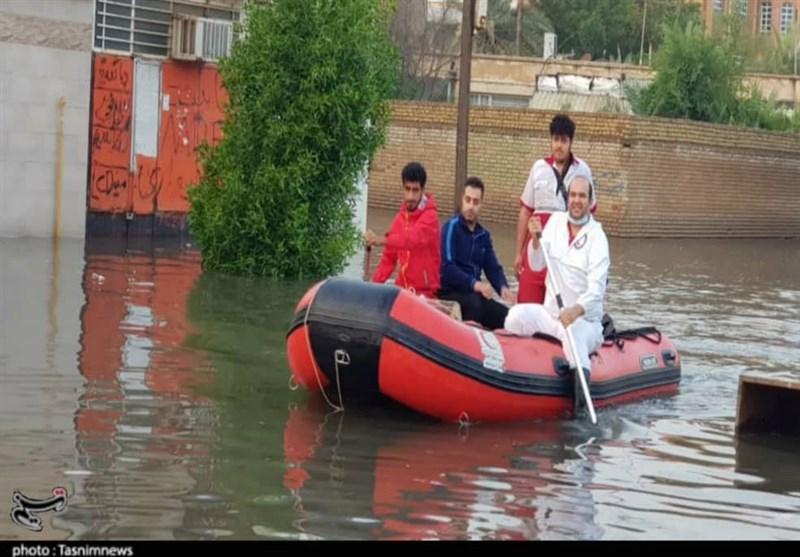 دستور وزیر تعاون برای رسیدگی فوری به وضعیت کارگران در مناطق آب گرفته خوزستان/بازرس ویژه به منطقه اعزام شد