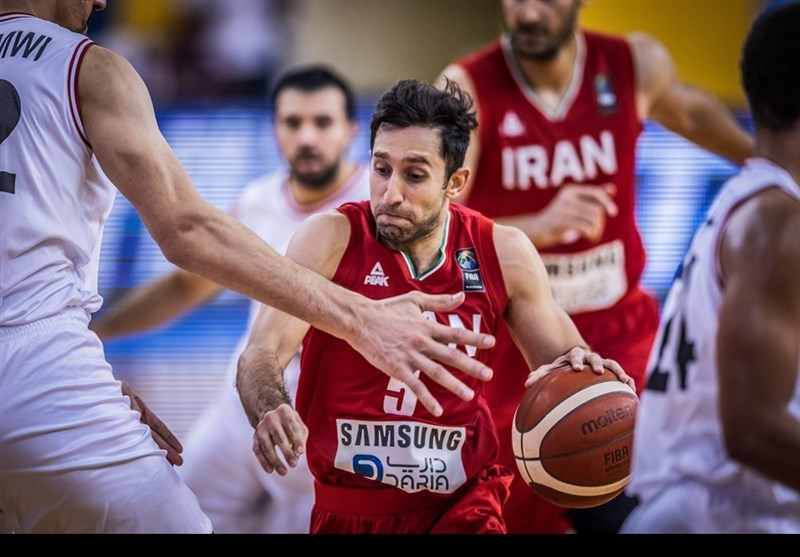 Iran Basketball to Face OQT Victoria Winner in Olympics Opener