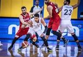 بسکتبال انتخابی کاپ آسیا| شکست ایران مقابل تیم نود و پنجم جهان + عکس