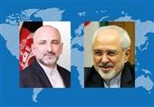 تماس تلفنی اتمر و ظریف؛ افغانستان ترور فخریزاده را محکوم کرد
