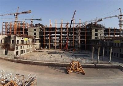 بیمارستان در حال احداث بم معطل پیمانکار/مردم شرق استان کرمان تا کی باید منتظر باشند؟