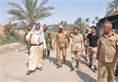 عراق|استقرار نیروهای حشد شعبی در «فرحاتیه» با هدف جلوگیری از رخنه داعشیها