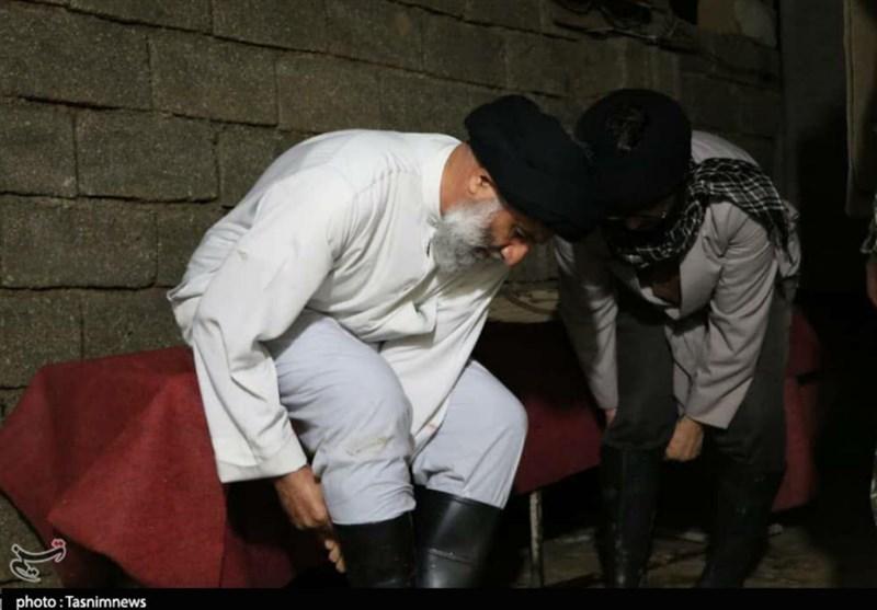 اینجا منطقه کمپ در بندر امام خمینی؛ مردم در کانکسهایی کوچک با سختی فراوان روزگار میگذارنند+ تصاویر